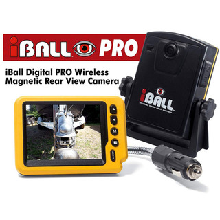 iBall Wireless Digital Pro Trailer Hitch Camera