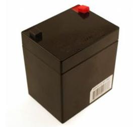 battery 12 volt dc 4 5 amp. Black Bedroom Furniture Sets. Home Design Ideas