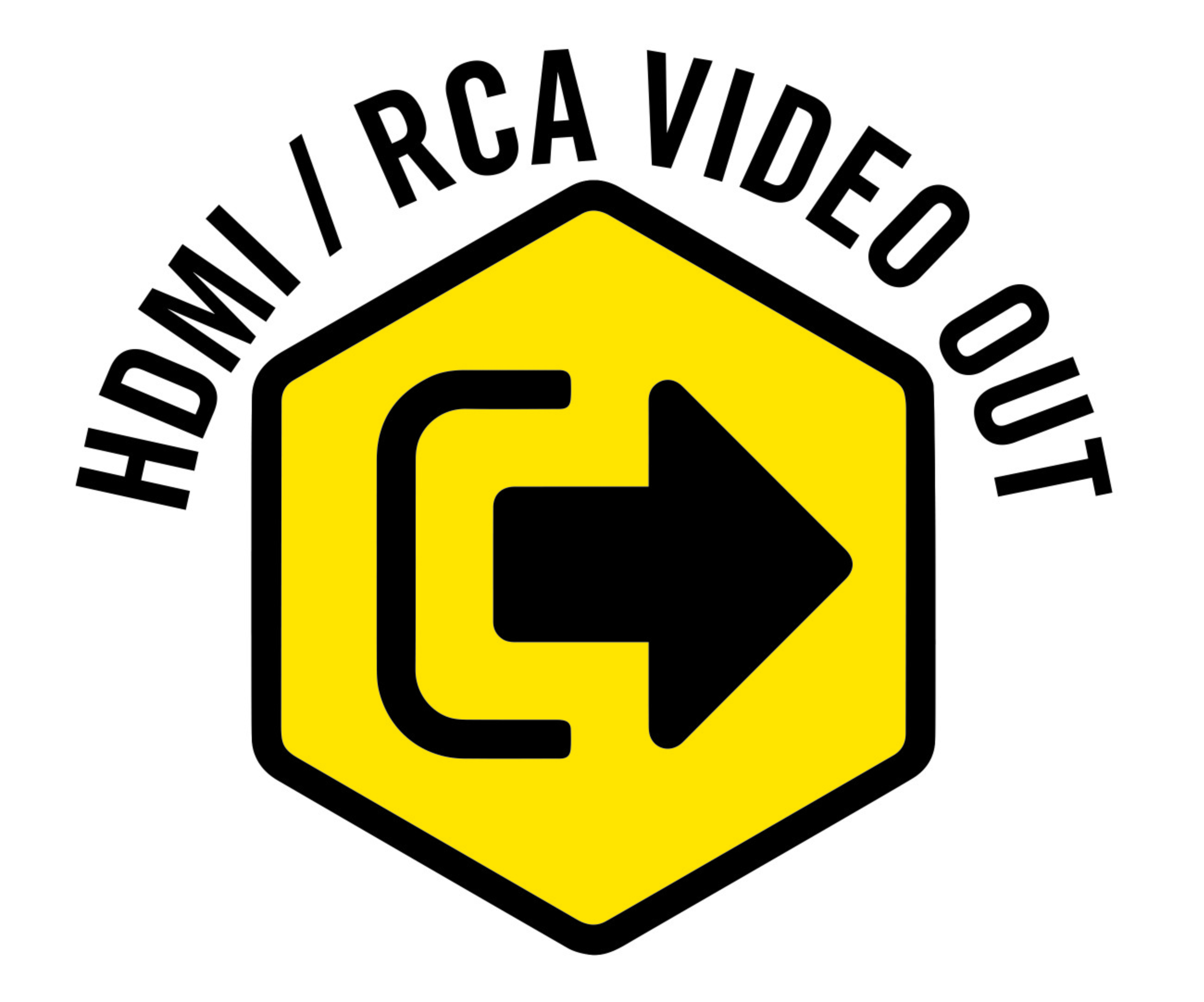 Video Out HD/ RCA