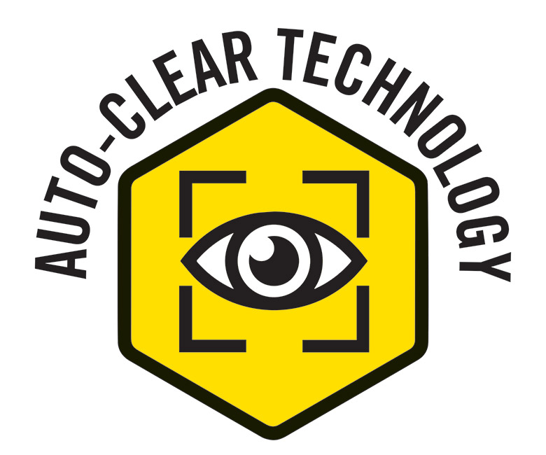 AutoClear™ Technology